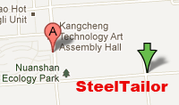 SteelTailor address-google map