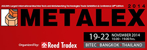 In Bangkok--SteelTailor--Looking for distributor,Thailand,Nov.19-22.2014